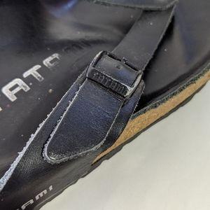 Birkenstock Shoes - Birkenstock Tatami black sandals